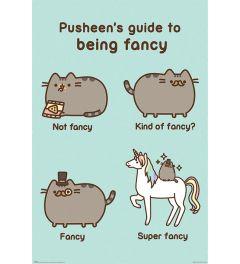 Pusheen Super Fancy