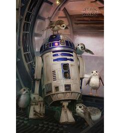 Star Wars The Last Jedi R2-D2 & Porgs