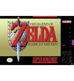 Super Nintendo Zelda Poster 61x91.5cm