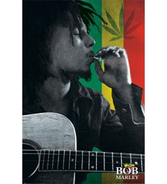 Bob Marley Poster Smoke 61x91.5cm