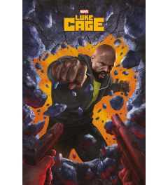 Luke Cage Wall Break Poster 61x91.5cm
