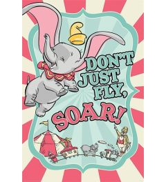 Dumbo Circus Poster 61x91.5cm