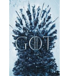Game of Thrones Throne Of The Dead Poster 61x91.5cm