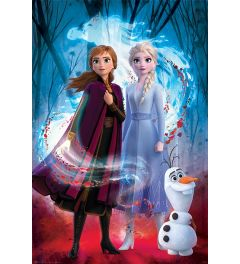 Frozen 2 Guided Spirit Poster 61x91.5cm