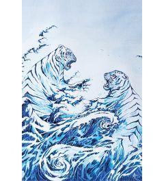 Marc Allante The Crashing Waves Poster 61x91.5cm