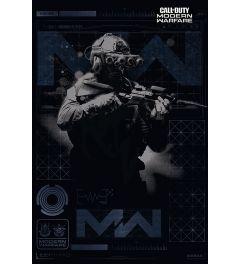 Call of Duty Modern Warfare Elite 61x91.5cm