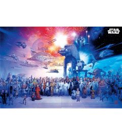 Star Wars Universe Poster 61x91.5cm