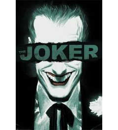 The Joker Put on a Happy Face Poster 61x91.5cm