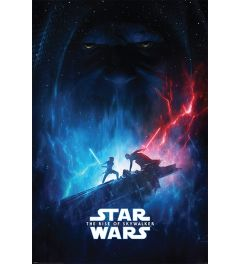 Star Wars The Rise of Skywalker Galactic Encounter Poster 61x91.5cm