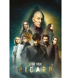 Star Trek Picard Reunion Poster 61x91.5cm