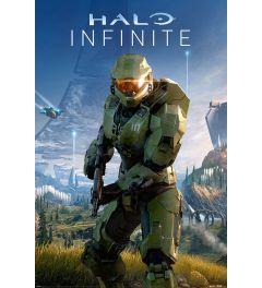 Halo Infinite Planetside Poster 61x91.5cm