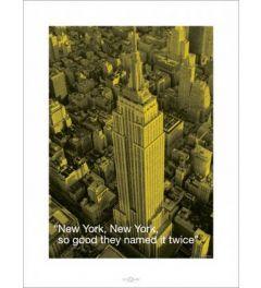 New York - City Quote