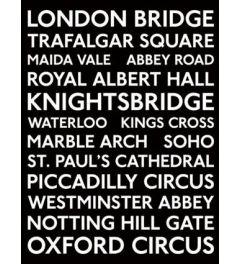 London bus blinds