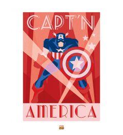 Marvel Comics - Capt'n America