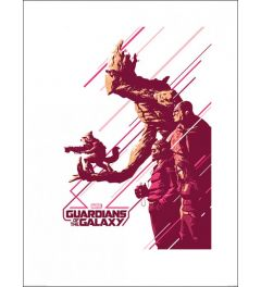 Guardians of the Galaxy - Stance