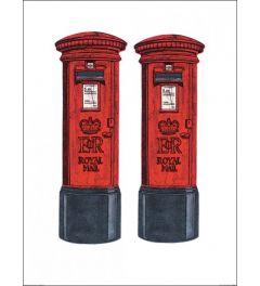 Londen - Postbussen