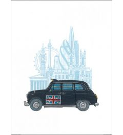 Londen - Taxi