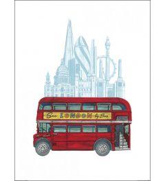 Londen - Bus