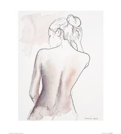 Ballet Vrijdag Art Print Aimee Del Valle 40x50cm