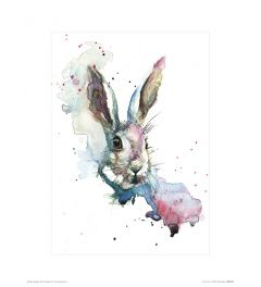 March Hare - Sarah Stokes