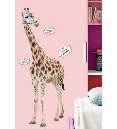 Giraffe - Levensgroot!