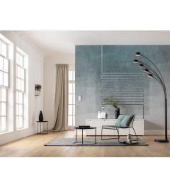 Still Bauhaus 3-delig Fotobehang 300x280cm