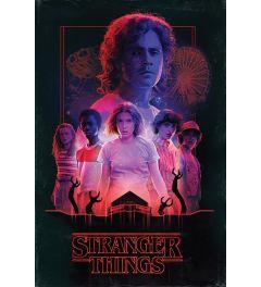 Stranger Things Horror Poster 61x91.5cm