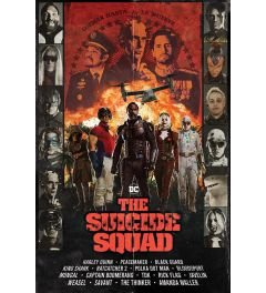 The Suicide Squad Team Poster 61x91.5cm
