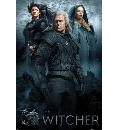 The Witcher Connected by Fate Poster 61x91.5cm