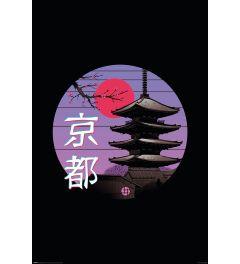 Vincent Trinidad Kyoto Wave Poster 61x91.5cm