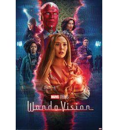 Wandavision Reality Rift Poster 61x91.5cm