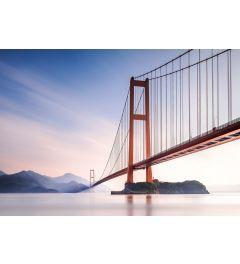 Xihou Bridge China 8-delig Vlies Fotobehang 366x254cm