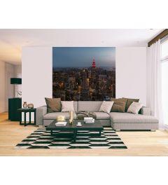 New York City VS Fotobehang 2-delig 184x254cm