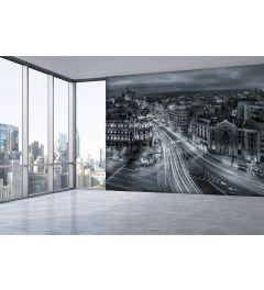 Urban Madrid Fotobehang 4-delig 368x254cm
